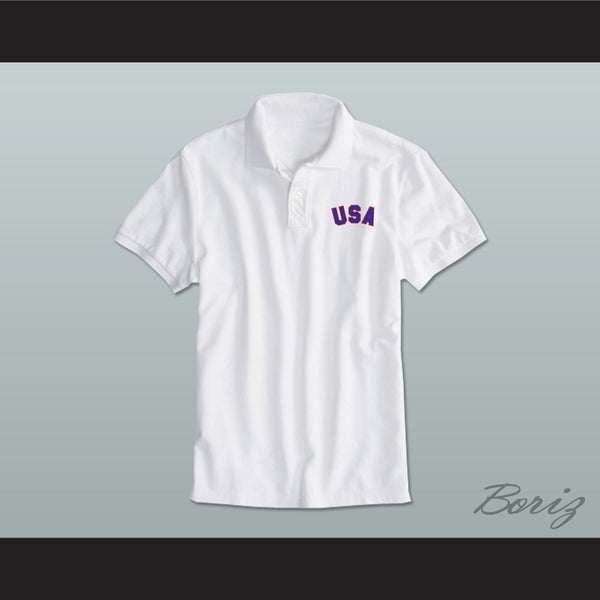 USA Polo Shirt - borizcustom