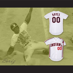 Wesley Snipes Willie Mays Hayes 00 Baseball Jersey Major League - borizcustom - 3