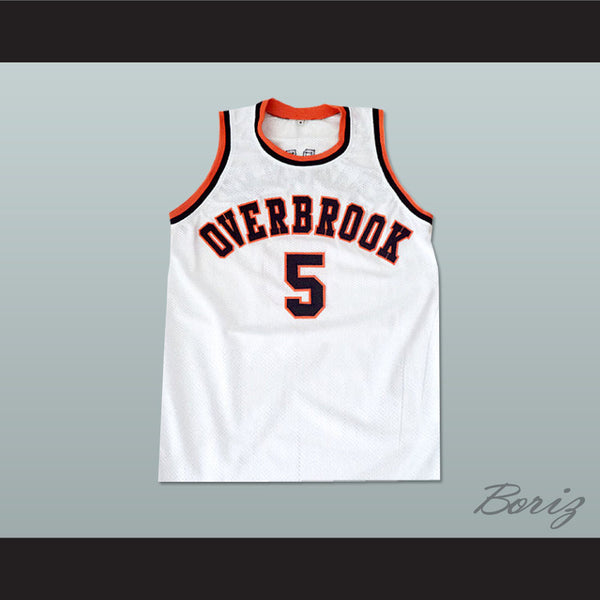 Wilt Chamberlain Overbrook Panthers Basketball Jersey Any Player or Number - borizcustom