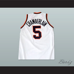 Wilt Chamberlain Overbrook Panthers Basketball Jersey Any Player or Number - borizcustom - 2