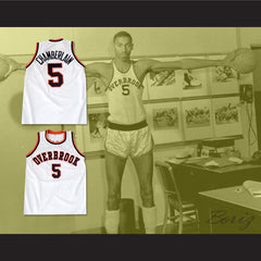 Wilt Chamberlain Overbrook Panthers Basketball Jersey Any Player or Number - borizcustom - 3
