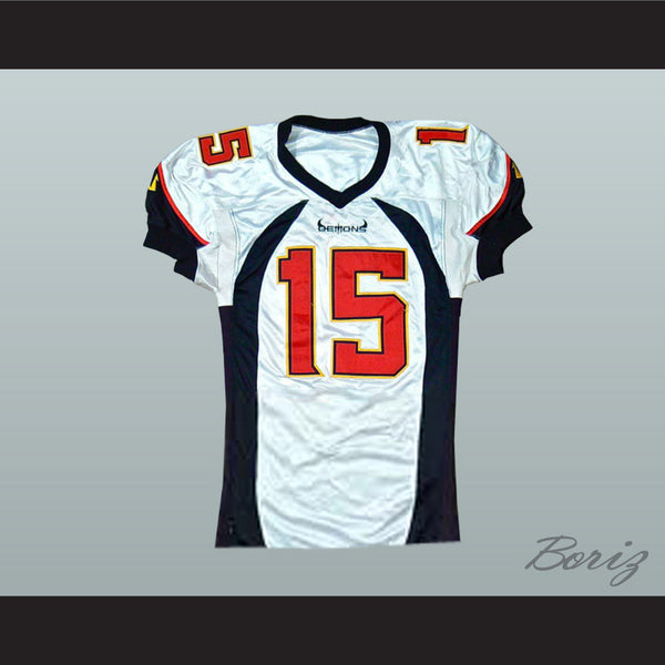 San Francisco Demons Jimmy Cunningham Football Jersey Stitch Sewn New - borizcustom - 1