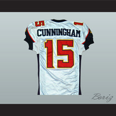 San Francisco Demons Jimmy Cunningham Football Jersey Stitch Sewn New - borizcustom - 2