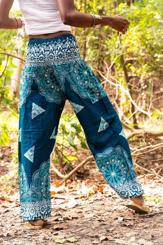 f8295722cb FLORAL Pants Women Boho Pants Hippie Pants Yoga