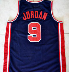 USA Dream Team Basketball Jersey Any Player or Number Custom Made - borizcustom - 4