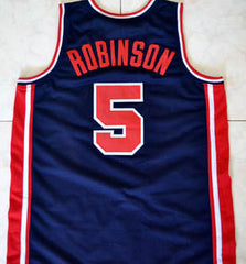USA Dream Team Basketball Jersey Any Player or Number Custom Made - borizcustom - 6