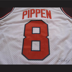 Scottie Pippen Dream Team 1992 Retro Jersey  USA 8 All Sizes - borizcustom - 6
