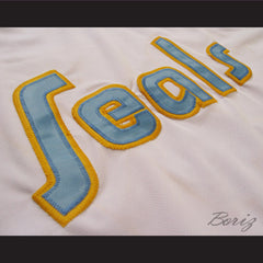 Gilles Meloche Golden Seals Hockey Jersey Stitch Sewn All Sizes - borizcustom - 4