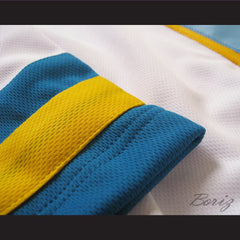 Gilles Meloche Golden Seals Hockey Jersey Stitch Sewn All Sizes - borizcustom - 6