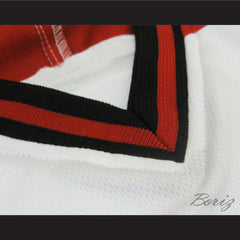Gilles Meloche Hockey Jersey Stitch Sewn Cleveland Barons All Sizes New - borizcustom - 5