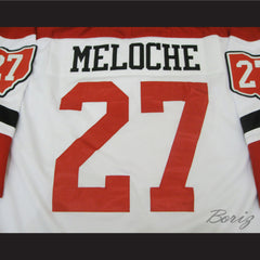 Gilles Meloche Hockey Jersey Stitch Sewn Cleveland Barons All Sizes New - borizcustom - 6