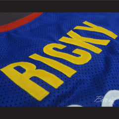 Ricky Rubio Basketball Jersey Sewn Stitch Barcelona All Sizes New - borizcustom - 4