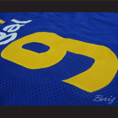 Ricky Rubio Basketball Jersey Sewn Stitch Barcelona All Sizes New - borizcustom - 5