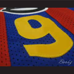 Ricky Rubio Basketball Jersey Sewn Stitch Barcelona All Sizes New - borizcustom - 6