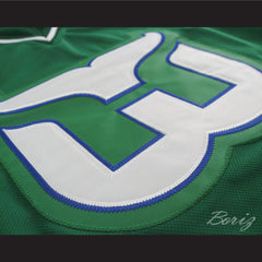 Gordie Howe Hartford Whalers Hockey Jersey Stitch Any Size Any Number Any Name New - borizcustom - 3