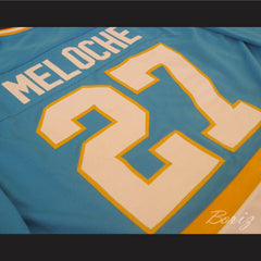 Hockey Legend Gilles Meloche 27 Hockey Jersey California Golden Seals - borizcustom - 7