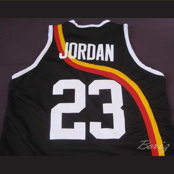 Retro Roswell Rayguns Michael Jordan 23 Basketball Jersey New