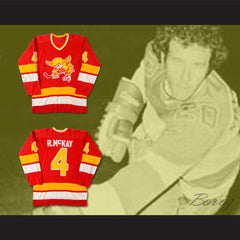 Ray McKay WHA Minnesota Fighting Saints Hockey Jersey Stitch Sewn New Any Size - borizcustom - 3