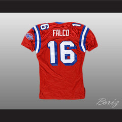 The Replacements Shane Falco Jersey 16 Sentinels Movie Any Size Any Player or Number - borizcustom - 2