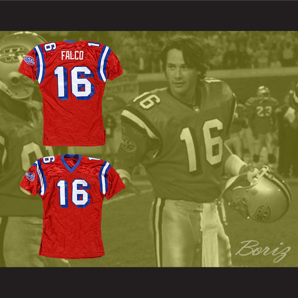 72a7adc3bc4 ... The Replacements Shane Falco Jersey 16 Sentinels Movie Any Size Any  Player or Number - borizcustom