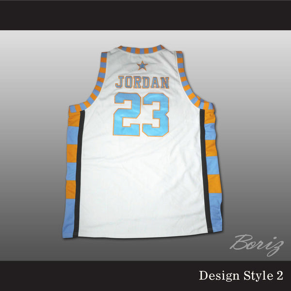 michael jordan high school jersey
