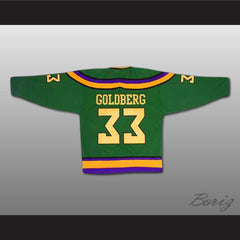 Greg Goldberg 33 Hockey Jersey Stitch Sewn All Sizes New - borizcustom - 2