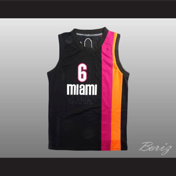 old lebron jersey