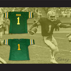 Warren Moon Canadian Football Jersey Edmonton New Any Size - borizcustom - 3