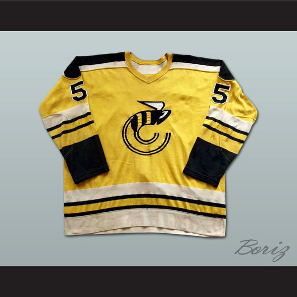 Dave Inkpen Cincinnati Hockey Jersey Stitch Sewn NEW Any Size Any Player or Number - borizcustom