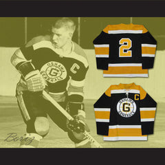 Bobby Orr Oshawa Generals Hockey Jersey Stitch Sewn NEW Any Size Any Player or Number - borizcustom