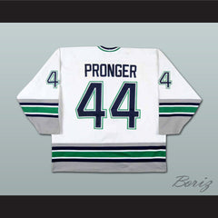 Chris Pronger Hartford Whalers Hockey Jersey Stitch Sewn NEW Any Size Any Player or Number - borizcustom