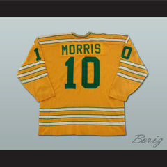 Rick Morris Chicago Cougars Hockey Jersey NEW Stitch Sewn Any Size or Player - borizcustom - 2