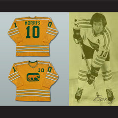 Rick Morris Chicago Cougars Hockey Jersey NEW Stitch Sewn Any Size or Player - borizcustom - 3