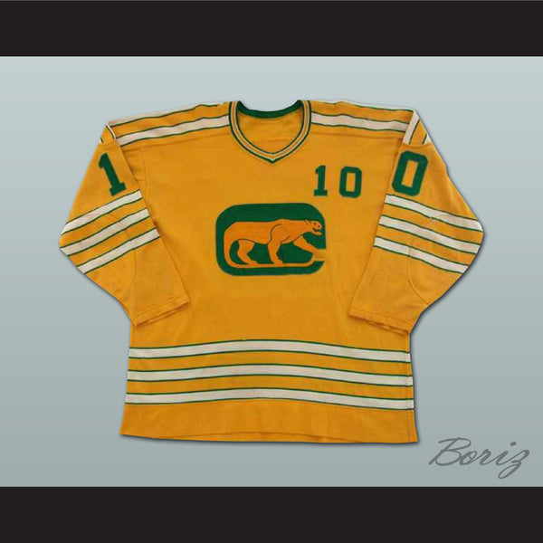 Rick Morris Chicago Cougars Hockey Jersey NEW Stitch Sewn Any Size or Player - borizcustom - 1