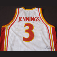 Brandon Jennings All American 3 Basketball Jersey Stitch Sewn All Sizes New Any Player or Number - borizcustom