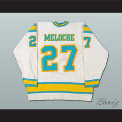 Gilles Meloche Hockey Jersey Stitch Sewn Shirt California Seals All Sizes New - borizcustom