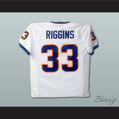 Friday Night Lights Tim Riggins 33 Football Jersey New  Stitch Sewn Any Player - borizcustom
