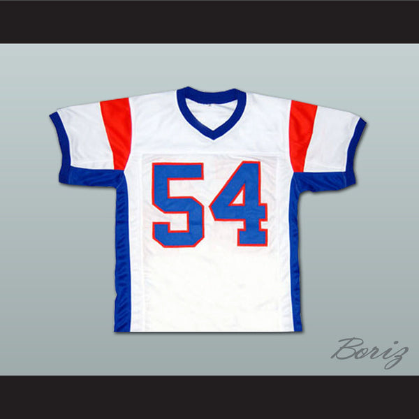 Thad Castle Blue Mountain State TV Show Football Jersey NEW Stitch Sewn - borizcustom