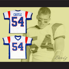 Thad Castle Blue Mountain State TV Show Football Jersey NEW Stitch Sewn - borizcustom - 3