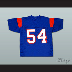 Thad Castle Blue Mountain State TV Show Football Jersey NEW Stitch Sewn - borizcustom - 4