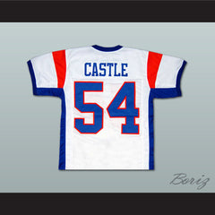 Thad Castle Blue Mountain State TV Show Football Jersey NEW Stitch Sewn - borizcustom - 2
