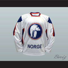 Per-Åge Skrøder Team Norway Hockey Jersey NEW Stitch Sewn - borizcustom - 3