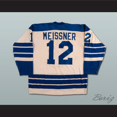 Barrie Meissner Cleveland Barons Hockey Jersey NEW Stitch Sewn Online Tracking - borizcustom