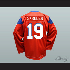 Per-Åge Skrøder Team Norway Hockey Jersey NEW Stitch Sewn - borizcustom - 2