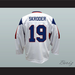 Per-Åge Skrøder Team Norway Hockey Jersey NEW Stitch Sewn - borizcustom - 4