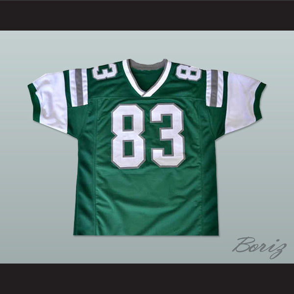 Vince Papale 83 Invincible Movie Football Jersey Mark Wahlberg New Any Size - borizcustom