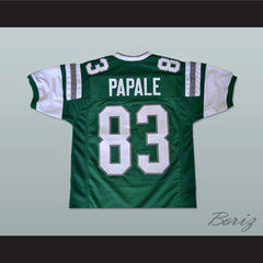 Vince Papale 83 Invincible Movie Football Jersey Mark Wahlberg New Any Size - borizcustom - 2