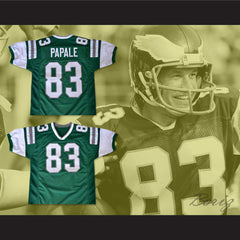 Vince Papale 83 Invincible Movie Football Jersey Mark Wahlberg New Any Size - borizcustom - 3