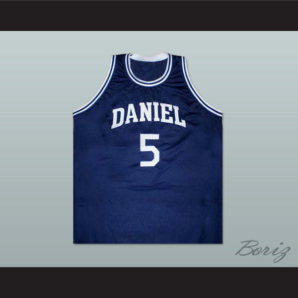 Pete Maravich Daniel High School Basketball Jersey New Any Size - borizcustom - 1