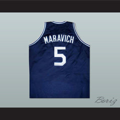 Pete Maravich Daniel High School Basketball Jersey New Any Size - borizcustom - 2